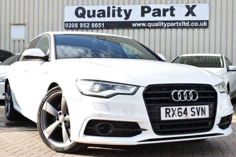 2014 Audi A6 Saloon 2.0 TDI ultra Black Edition S Tronic 4dr