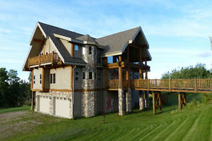 Luxury Estate In Dawson Creek, BC