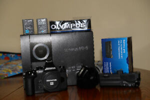 Olympus OMD E-M1 for sale