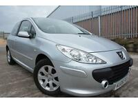 PEUGEOT 307 S 1.6 16V 3 DOOR*LOW MILEAGE*GREAT CONDITION*ALLOYS*AIR CON*