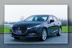 2017 MAZDA3 GT*** Own it for only $149.57 Bi-weekly***