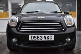 2013 63 MINI COUNTRYMAN 1.6TD COOPER GOOD AND BAD CREDIT CAR FINANCE AVAILABLE