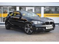 2014 14 BMW 120d SPORT AUTOMATIC GOOD AND BAD CREDIT CAR FINANCE AVAILABLE
