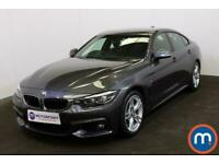 2019 BMW 4 Series 420i M Sport 5dr Auto [Professional Media] Hatchback Petrol Au