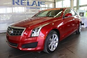 Cadillac ATS LUXURY AWD , CUIR, TOIT,NAVIGATION 2014