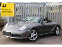 Porsche Boxster 2.7 2007 987 Stunning car at a bargain price!!