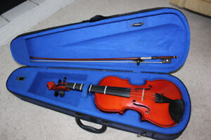 3/4 Size Violin/Fiddle Outfit