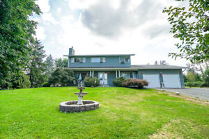 5 Acres w/City Water! Situated in a quiet, peaceful cul-de-sac