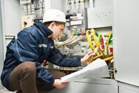 Journeyman Electrician Required