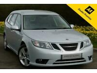 2011 Saab 9-3 1.9 TiD 120 Vector Sport 5dr ** 1 OWNER** FREE HOME DELIVERY** £0