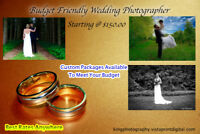 Friendly Budget Wedding Photographer