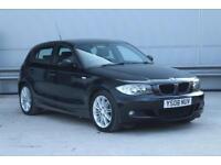 2008 BMW 1 Series 2.0 118d M Sport 5dr