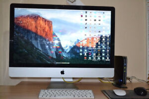 IMAC 27 INCHES LATE 2009. apple...yt++