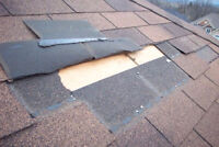 Roof Repairs , Licensed and insured by WSIB , Free estimate