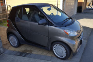 Smart ForTwo > Perfect City Car