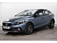 2013 Volvo V40 D4 CROSS COUNTRY LUX NAV Diesel blue Manual