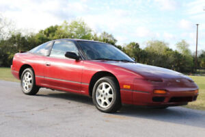 Nissan 240SX Coupe (2 door)