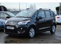 CITROEN C3 PICASSO 1.6HDi EXCLUSIVE, AIR CONDITIONING, 47,000 MILES ONLY