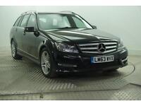 2013 Mercedes-Benz C Class C220 CDI BLUEEFFICIENCY AMG SPORT Diesel black Automa