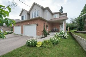 Spectacular Kitchener Semi-Detached Home!