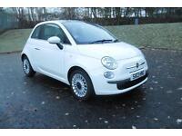 2013 Fiat 500 1.2 ( 69bhp ) ( s/s ) LOUNGE