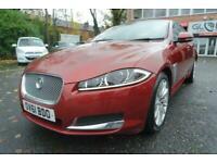 Jaguar XF 2.2TD auto 2011 Luxury FSH TIMING BELT DONE@ 109K