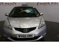 2010 Honda Jazz I-VTEC ES I-SHIFT Semi Auto Hatchback Petrol Automatic
