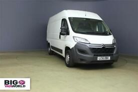 2015 CITROEN RELAY 35 HDI 130 L2 H2 ENTERPRISE MWB MEDIUM ROOF VAN MWB DIESEL