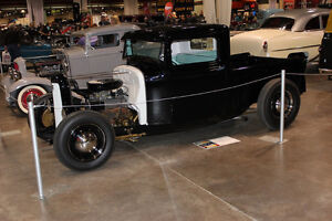 1933 Ford Pickup Hot Rod