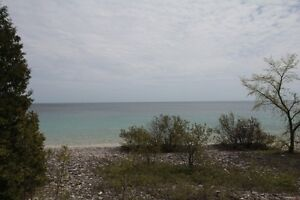 Dyers Bay Waterfront Lot!