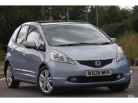 Honda Jazz 1.4 ( 98bhp ) Semi-A EX PANORAMIC ROOF!