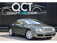 2005 '55' Bentley Continental GT 6.0 W12 * Cypress Green + Magnolia Hide *