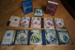 DVD Box Sets - Lord of Rings, Star Wars and more
