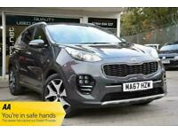 2017 Kia Sportage CRDI GT-LINE EDITION ISG ESTATE Diesel Manual