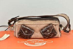 GiorgioG Italian Leather Handbag - New