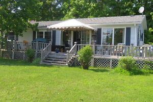 FABULOUS WATERVIEW COTTAGE + EXTRA ADJOINING LOT