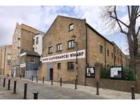 WAREHOUSE CONVERTED TWO BEDROOM PROPERTY LOCATED NEAR THE MAYFLOWER, ROTHERHITH