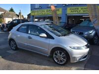 2010 10 HONDA CIVIC 1.8 i-VTEC Si-T AUTOMATIC GOOD AND BAD CREDIT CAR FINANCE