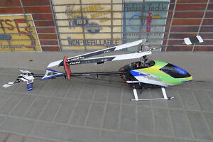 Align Trex 700 E  Radio Controlled Helicopter