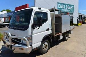 MITSUBISHI CANTER FE83 ** SERVICE TRUCK ** #5030 Archerfield Brisbane South West Preview