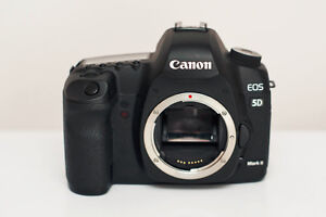Canon EOS 5D MK2 with Battery Grip