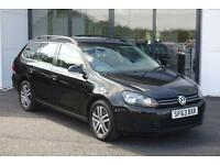 2013 Volkswagen Golf 1.6 TDI BlueMotion Tech SE 5dr