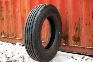 Heavy Truck Wholesale; Drive, Steer and Trailer Tires
