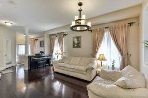 Elegant Churchill Meadows 4+1  BR , 3+1 WR for Rent