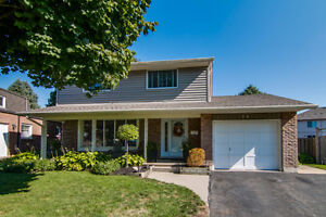 Open House This Saturday and Sunday 2-4pm - 16 Roseneath Cres Kitchener / Waterloo Kitchener Area image 1