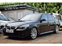 BMW 535 3.0TD M-SPORT AUTO, DEMO+1 PRO NAV, 81,000 MILES ONLY