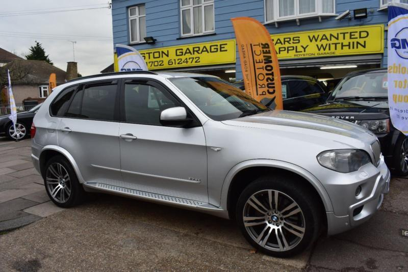 2009 09 bmw x5 m sport twin turbo in southend on sea essex gumtree. Black Bedroom Furniture Sets. Home Design Ideas
