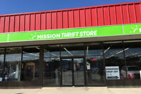 Mission Thrift Store Guelph - Driver's Helper