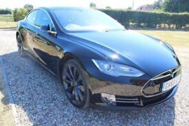 Tesla Model S E 90 CVT 4dr (Nav) ELECTRICITY AUTOMATIC 2016/65