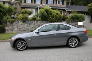 2008 BMW 335 XI 2dr Coupe